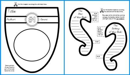 Book reports second grade
